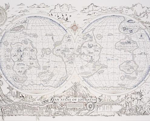 FLOW - An Atlas of Journeys