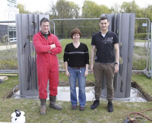 PMI work in progress - Proto... installation Mike Smith, Heather Barnett, Karl Kjelstrup-Johnson