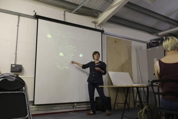 BLAST Physarum workshop 01