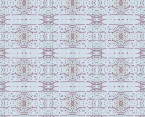 Cellular Wallaper: Peach Blossom (blood film)